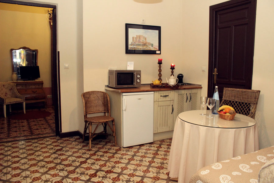 Hotel Rural Consuegra