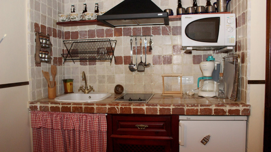 Asombroso Cocina Corredores Ideas Ornamento Elaboración Festooning ...