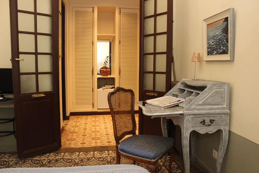 habitación para comerciales empresa
