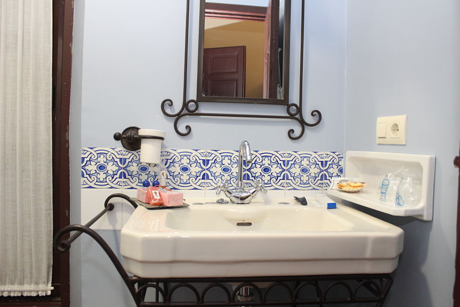 baño h9 habitación estándar