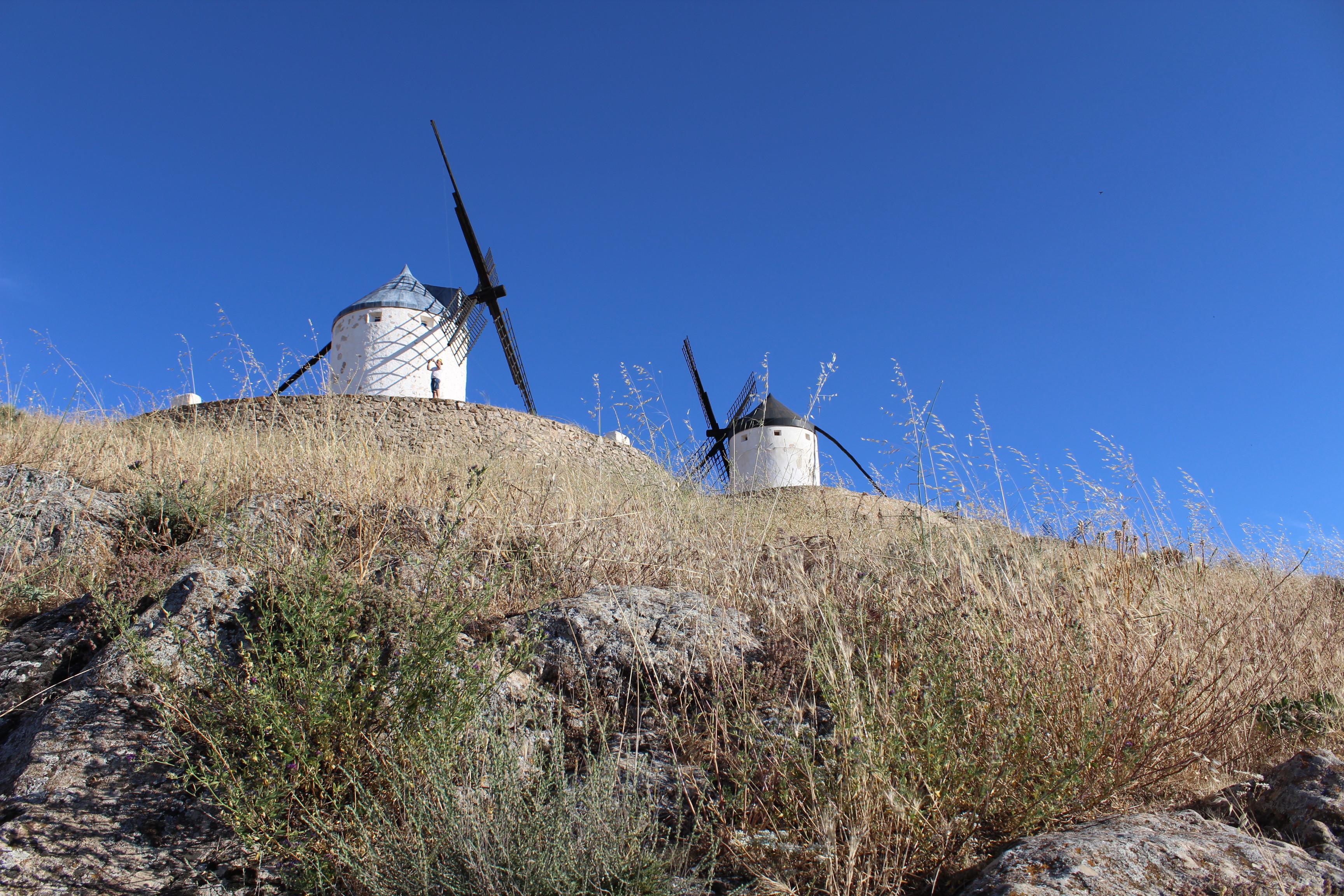molinos de consuegra