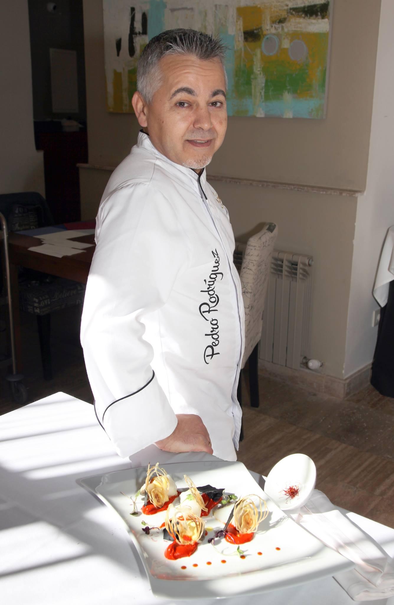 pedro Rodriguez mejor chef