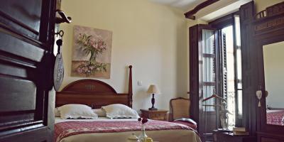 Habitacion coqueta romántica