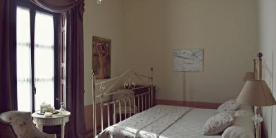 habitacion superior cama grande