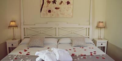Habitacion romántica