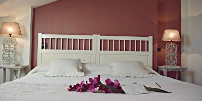 Habitacion romántica toledo