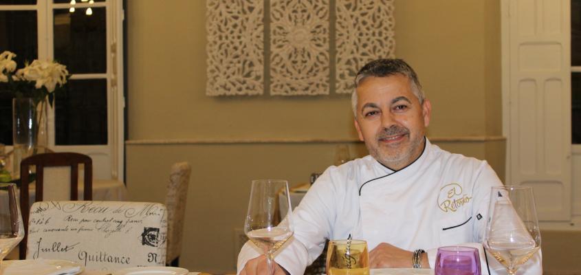 Pedro Rodriguez, chef