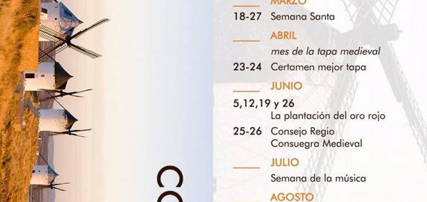 AGENDA DE CONSUEGRA 2016