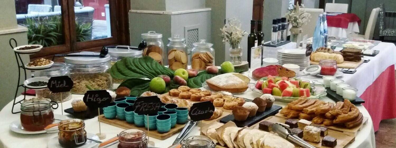 desayuno en Consuegra